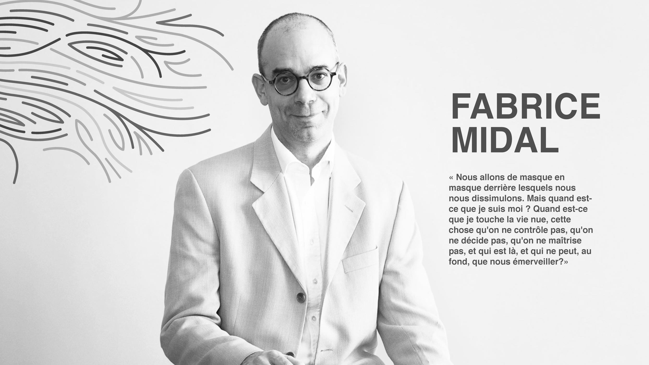 FABRICE MIDAL 14h00