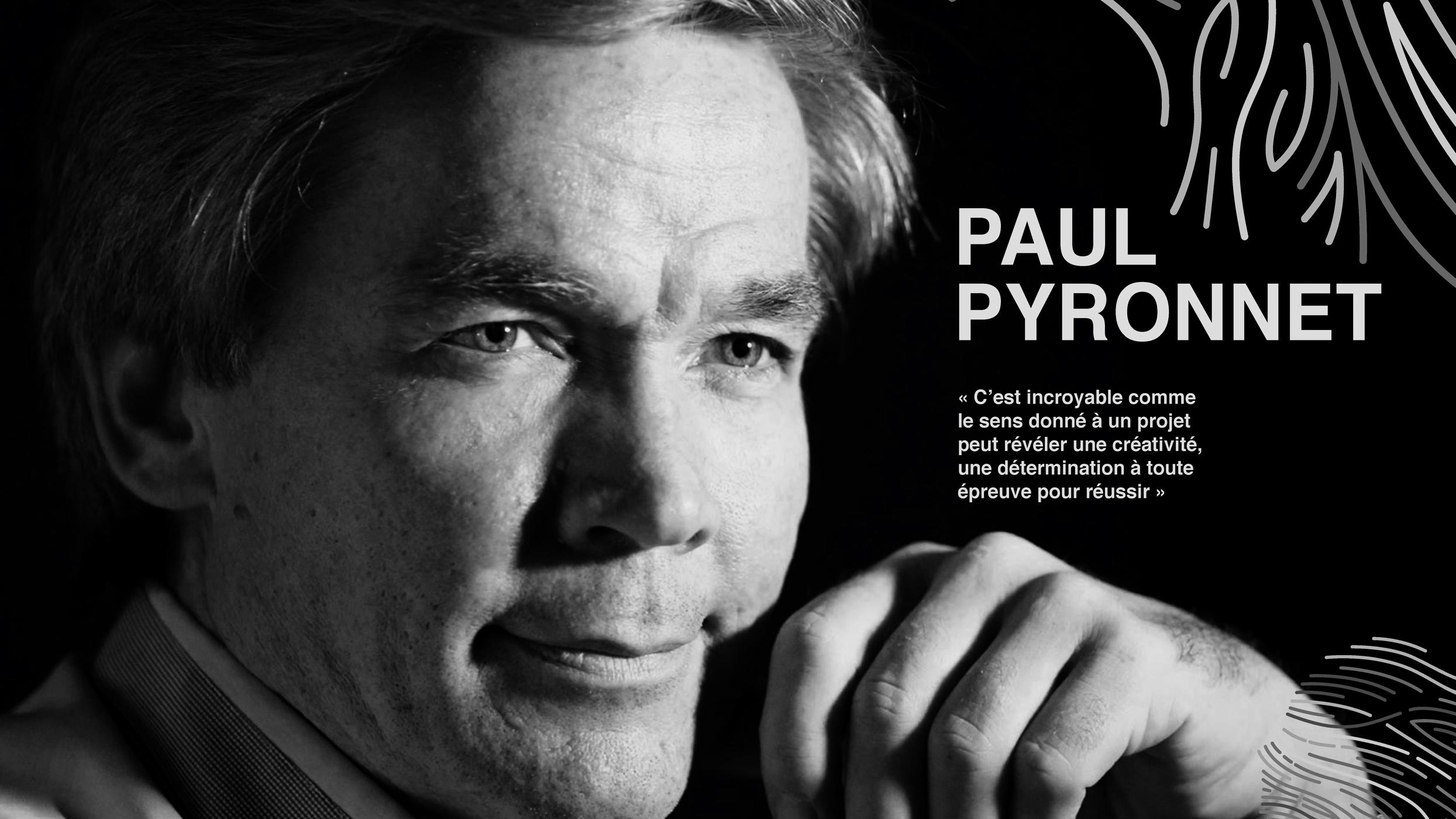 PAUL PYRONNET 11H30